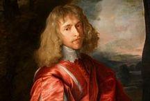 1630-1639 portraits of men