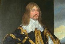 1640-1649 portraits of men