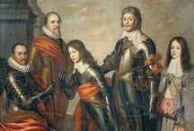 1660-1669 portraits of men