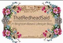 Blogging / All things blogosphere!