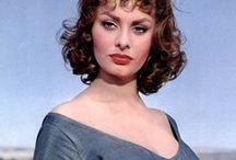 Sophia Loren / by Jaana Seppälä