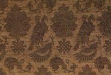 1300-1400 fabrics & textiles