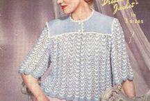 Adult crochet & knit