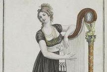 1800-1809 fashion plates