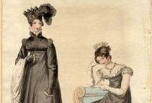 1810-1819 fashion plates