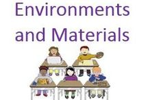 ECE inclusion environmental and material adaptations / preschool adaptations to common ECE environments and materials that enable universal access for all children