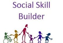 ECE inclusion social skill builders / activities and supports to promote friendship and social skills in inclusive preschools