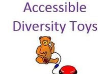 ECE inclusion diversity toys / toys that recognize and honor diversity