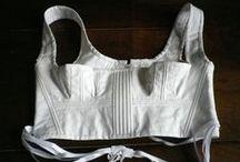 19th century underwear: 1800-1839