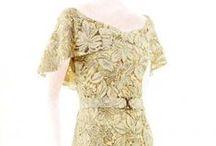 1930's evening dresses