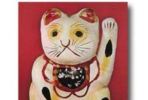 Lucky cat  Maneki Neko / 招き猫