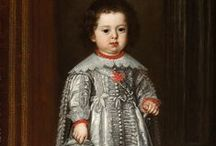 1600-1699 children's clothing
