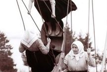 Swinging is pure joy...
