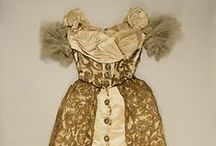 1890's evening dresses / evening dresses, ball gowns, dinner dresses, court and formal wear etc.