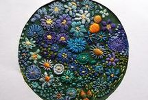 Haft ♦ Embroidery inspirations