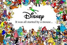Disney / Favourite thing in the world is Disney!!!