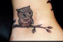 Tattoos / Cute and pretty tattoos