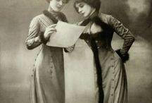Fashion 1900-1910s