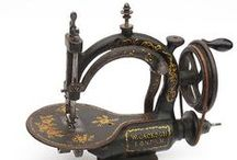 history of sewing machines