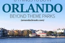 Travel | Orlando / Where to eat in a Orlando when you're done with Disney