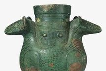 Chinese ritual bronzes in the ancient dynasty / 中国古代青铜礼器
