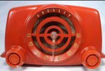 Oldays Radio(Plastic & Bakelite)