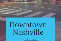 Travel | Nashville / The best of food, attractions, and hotels in Nashville.