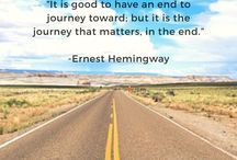 Travel Quotes / A little inspiration for travelers and those aspiring to be!