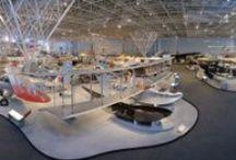 Le Musée / Expositions et aéronefs que vous pouvez trouver au Musée de l'aviation et de l'espace du Canada