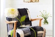 Felted furniture
