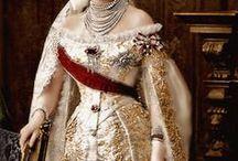 Dresses 1820's