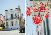 R+R Property / Take a look inside and out of Race + Religious! Look here for your engagement and wedding inspiration with the beautiful background of New Orleans, Louisiana.   www.raceandreligious.com #raceandreligious