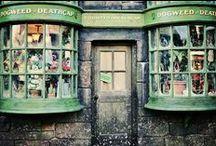 Shop fronts/displays