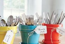 Cleaning, decluttering and organizing