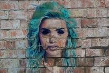 Street Art / Hidden places of our world.