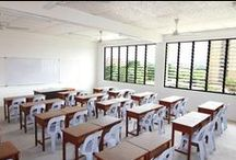 Breezway Louvres in Schools / Louvre Windows have always been a popular window option for school environments. With new generation Breezway Louvre Windows, they will provide better security, longer life durability with improved wind and water performance.