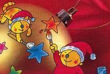 Thema: Kerst & Nieuwjaar/Tijd