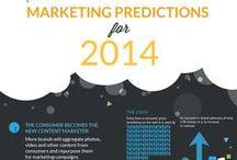 Tendencias en Marketing Digital para 2014 / Estas son las tendencias del Marketing, Marketing Digital, Social Medias e Internet para el 2014