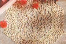 Tapetes a Crochet / Tapetes tejidos a Crochet