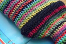Hot water bottle cover - inspiration