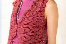 Ropa a Crochet / Ropa elaborada a Crochet