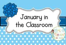 January in the Classroom