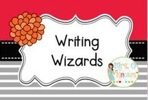 Writing Wizards / Writing Resources and Ideas