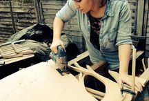 ...PolyWood Portfolio... / Handmade, bespoke props... Built for window display and alternative - anything is possible!