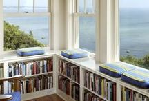 Library Heaven / by Titania Ladley