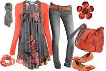 Vestiti, borse e altri accessori