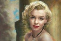 Marilyn in art