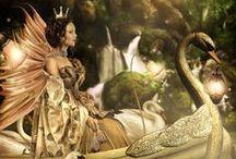 Fairies, Fairy tales, Magical creatures, Magic...