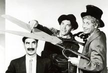 Marx bros including posters