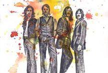 Beatles in art